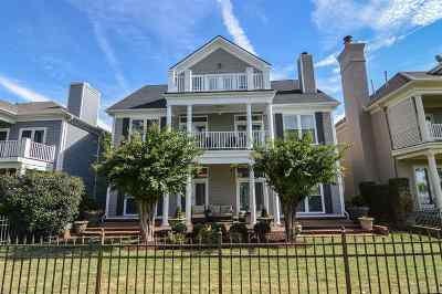 Memphis Single Family Home Contingent: 997 Island Park