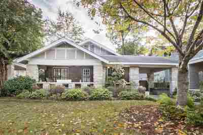 Single Family Home For Sale: 1955 Central
