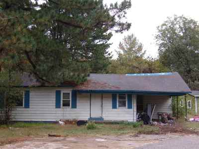 Tipton County Single Family Home For Sale: 154 Roseland Acres