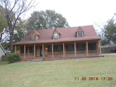 Collierville Single Family Home For Sale: 360 Great Falls
