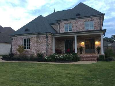 Collierville Single Family Home For Sale: 12301 Cascabel