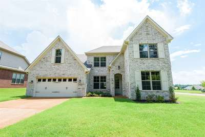 Collierville Single Family Home For Sale: 1810 Jennings Mill