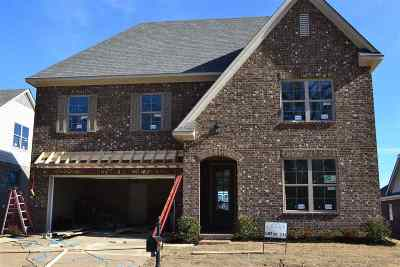 Collierville Single Family Home For Sale: 1792 Jennings Mill