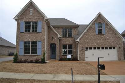 Collierville Single Family Home For Sale: 1786 Jennings Mill