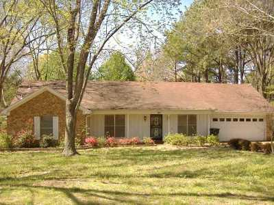 Collierville Rental For Rent: 653 Peterson Lake
