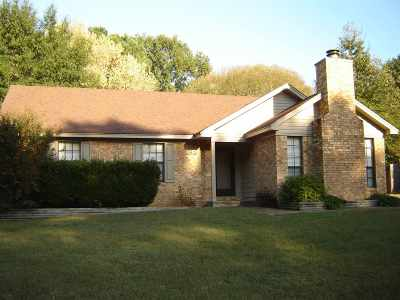 Collierville Rental For Rent: 1138 Greenview