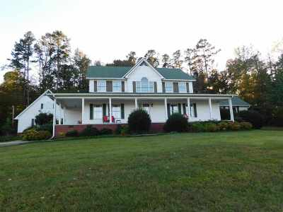 Savannah Single Family Home For Sale: 550 Boon