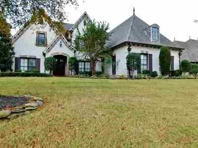 Collierville Single Family Home For Sale: 10633 Harvest Oaks