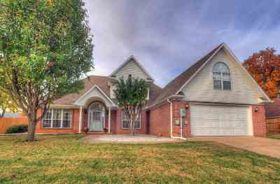 Tipton County Single Family Home Contingent: 780 Duncan