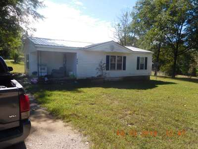 Single Family Home For Sale: 465 Caney Branch