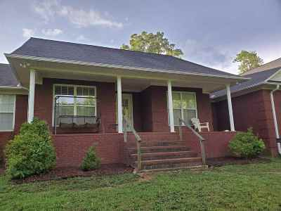 Savannah Single Family Home For Sale: 480 Bull Hollow