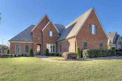 Collierville Single Family Home Contingent: 1367 Carmony