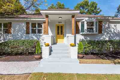 High Point Terrace Single Family Home For Sale: 3804 Montclair