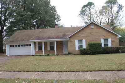 Bartlett Single Family Home Contingent: 4049 Oak