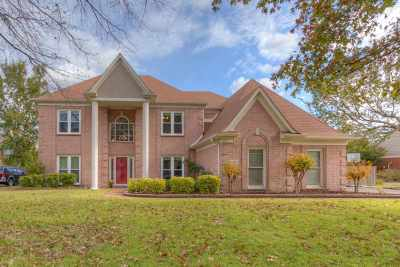 Collierville Single Family Home For Sale: 1580 Huntley