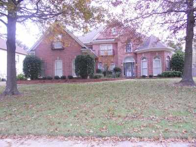 Collierville Single Family Home For Sale: 586 Green Oaks