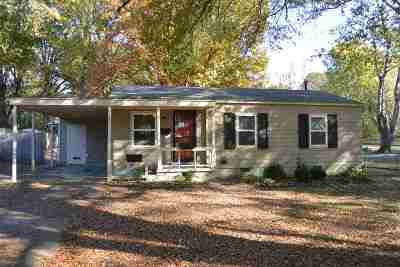 Collierville Rental For Rent: 518 S Center