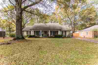 Germantown TN Single Family Home For Sale: $235,000