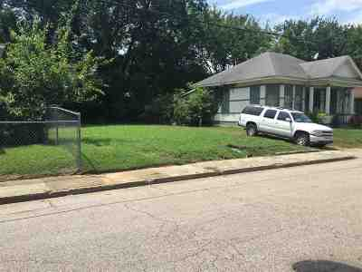 Memphis Residential Lots & Land For Sale: 1067 S Cox