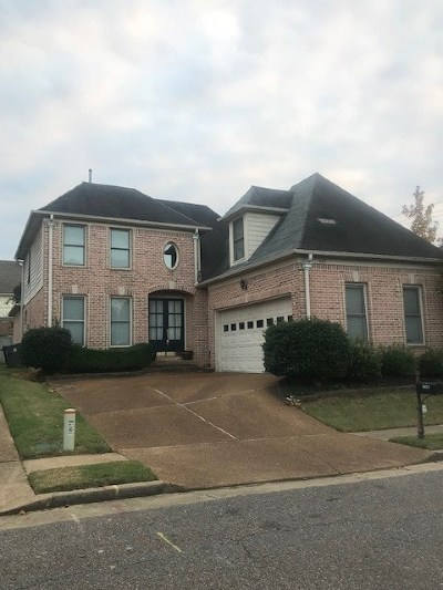 Memphis Single Family Home For Sale: 8485 Farley