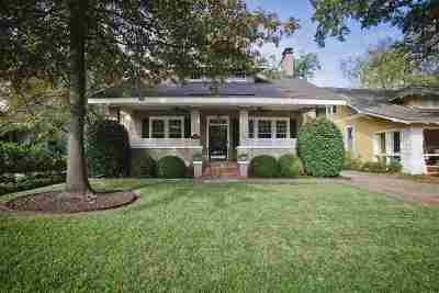 Single Family Home For Sale: 1780 Vinton