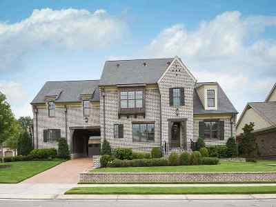 Collierville TN Single Family Home Contingent: $1,024,000