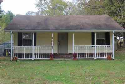 Ripley Single Family Home For Sale: 4361 19 E