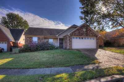 Bartlett Single Family Home Contingent: 7443 Overcreek