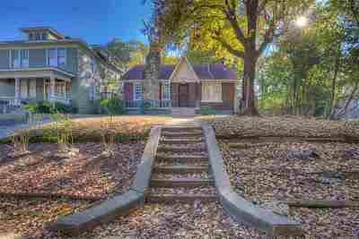 Single Family Home For Sale: 1335 Tutwiler