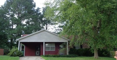 Memphis Single Family Home For Sale: 5020 Bringlewood