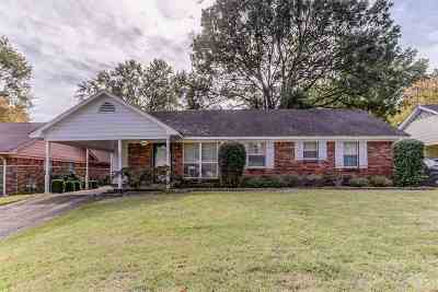 Memphis Single Family Home For Sale: 3242 Gaylord