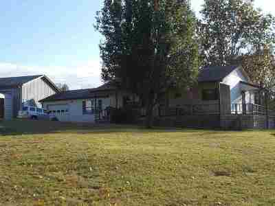 Ripley Single Family Home For Sale: 2325 Snyder Bluff