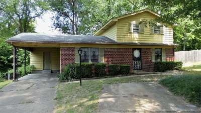 Memphis Single Family Home For Sale: 4271 Emerson