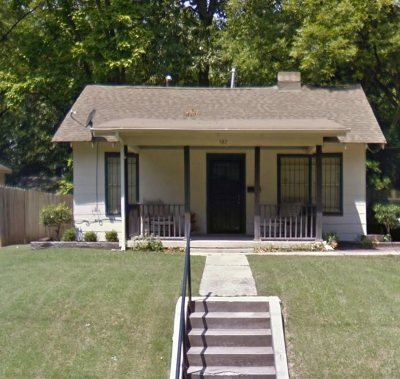 Memphis Single Family Home For Sale: 587 Haynes