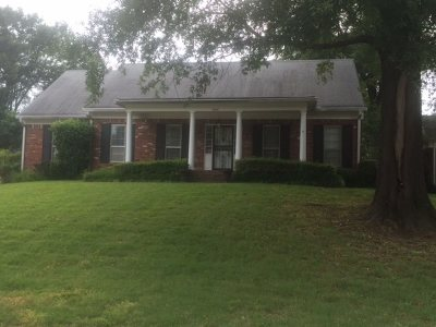 Memphis Single Family Home For Sale: 5945 McQueen