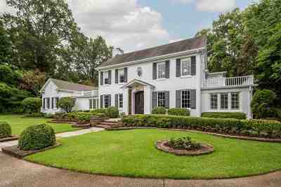 Memphis Single Family Home For Sale: 3891 S Galloway