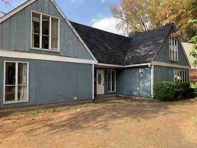 Memphis TN Single Family Home For Sale: $84,900