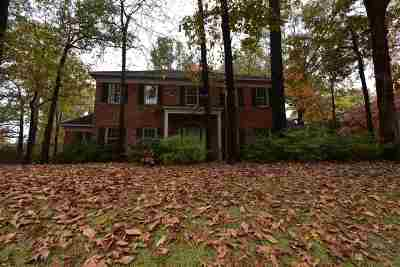 Memphis Single Family Home For Sale: 6350 Candlewood