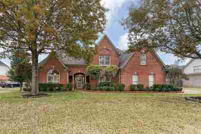 Collierville Single Family Home Contingent: 1023 Newington