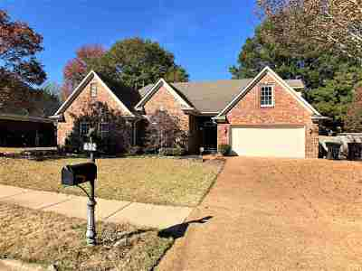 Collierville Single Family Home For Sale: 632 Landing Party