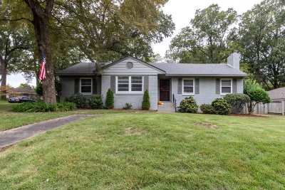 Memphis Single Family Home For Sale: 955 Manito