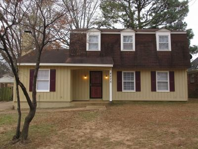 Memphis Single Family Home For Sale: 4875 Wooddale