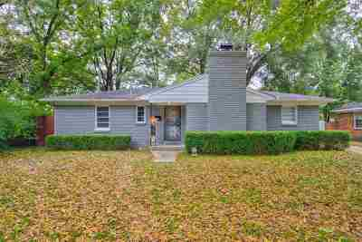 Memphis Single Family Home For Sale: 1663 Whitewater