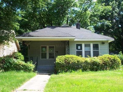 Memphis Single Family Home For Sale: 3319 Given