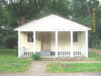 Memphis Single Family Home For Sale: 3575 Rockwood
