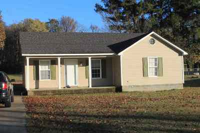 Tipton County Single Family Home For Sale: 1674 Garland
