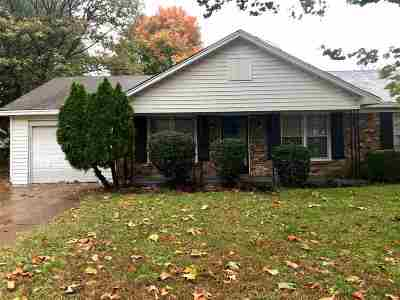 Memphis Single Family Home For Sale: 3720 King James