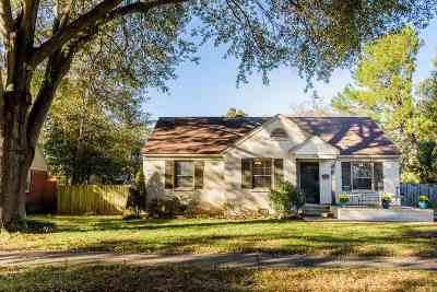 Memphis Single Family Home For Sale: 3546 Aurora