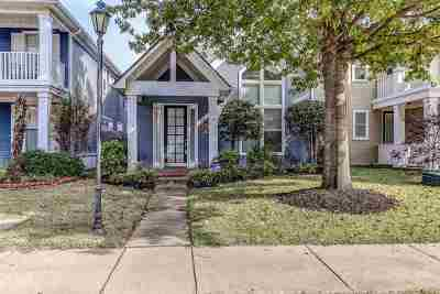 Memphis Single Family Home For Sale: 1178 Island Place
