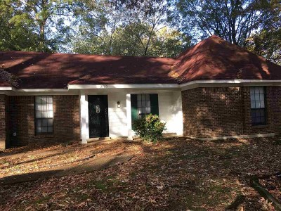 Bartlett Single Family Home For Sale: 2783 Elmore Park